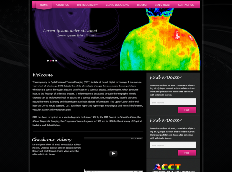 Breast and Body Thermography Center