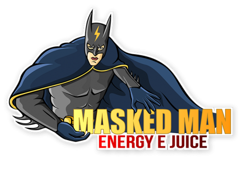 graphic design masked man