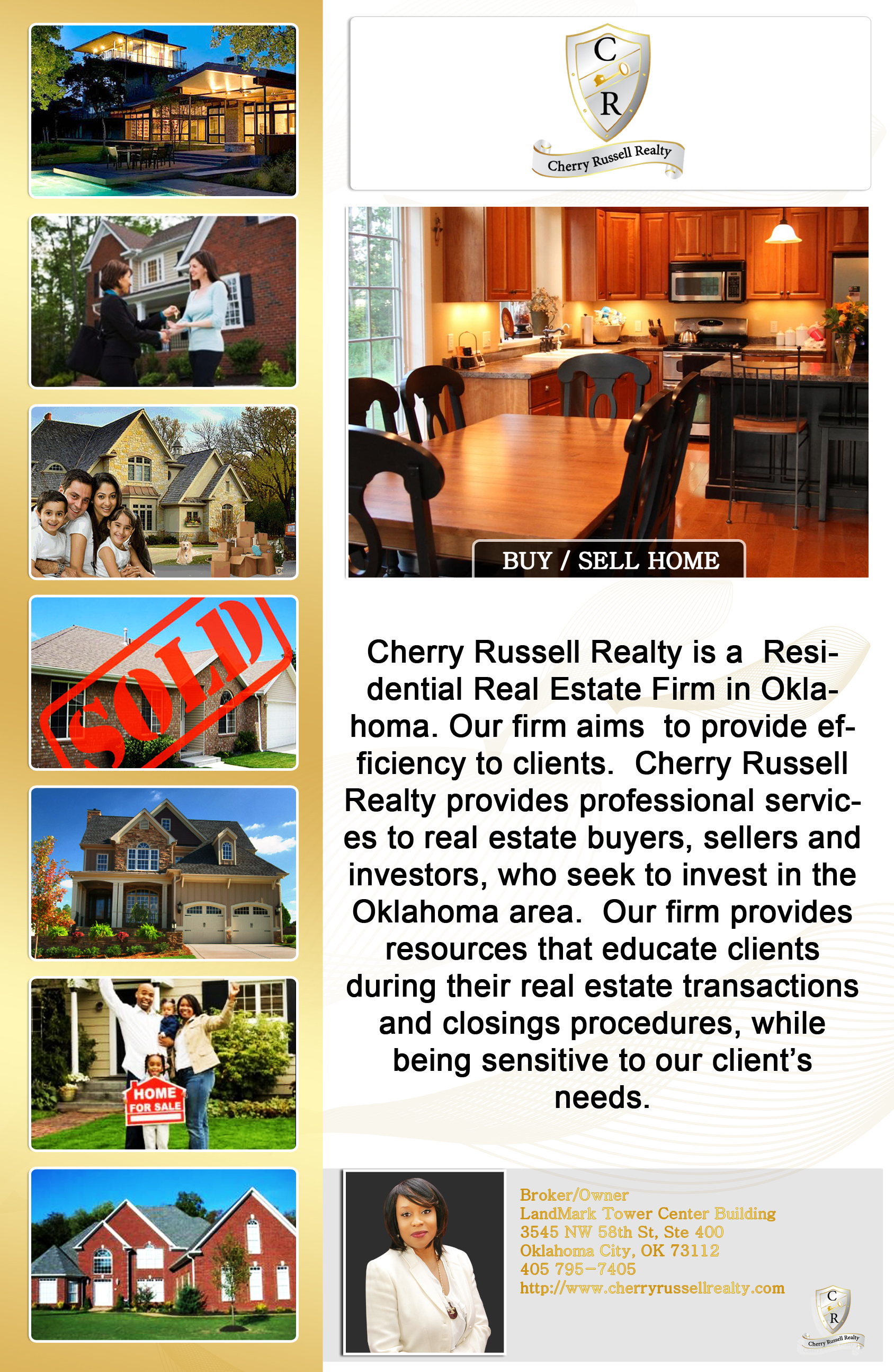 Flyer Cherry Russell Realty 3